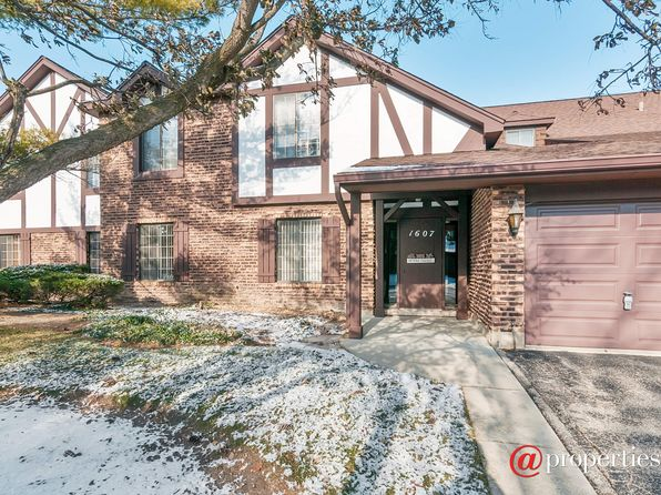 2 bed 2 bath Condo at 1607 Thames Ct Wheaton, IL, 60189 is for sale at 165k - 1 of 10