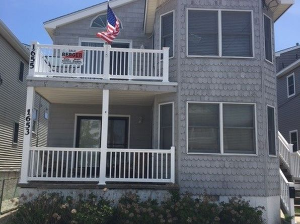 3 bed 2 bath Condo at 1655 Asbury Ave Ocean City, NJ, 08226 is for sale at 470k - 1 of 25