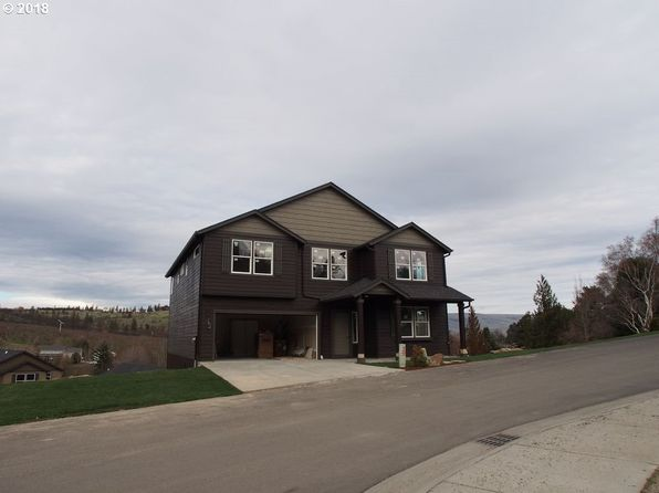 4 bed 3 bath Single Family at 2525 Denton St The Dalles, OR, 97058 is for sale at 336k - 1 of 4