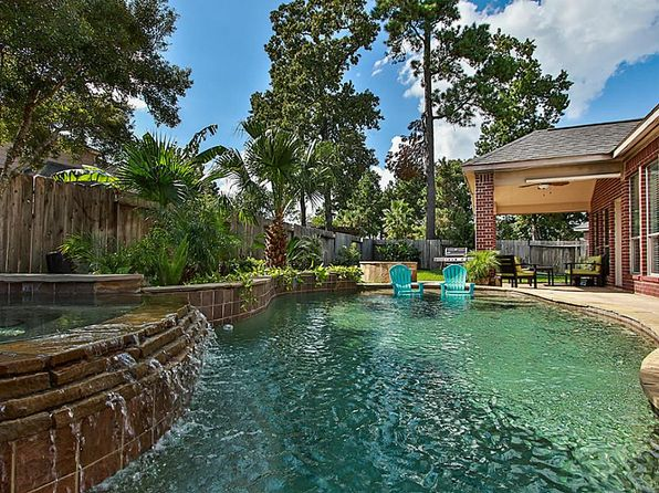 4 bed 2 bath Single Family at 28515 Rustic Pines Ct Spring, TX, 77386 is for sale at 250k - 1 of 26