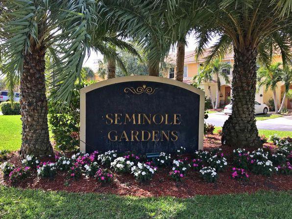 3 bed 3 bath Condo at 6086 Seminole Gardens Cir Palm Beach Gardens, FL, 33418 is for sale at 235k - 1 of 19