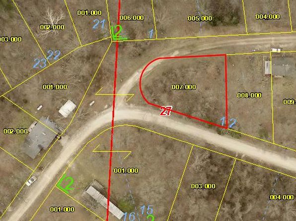 null bed null bath Vacant Land at  Tbd Holiday Hills Dr Cape Fair, MO, 65624 is for sale at 15k - google static map