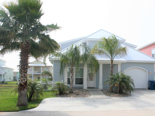 4 bed 4 bath Single Family at 180 FIVE DOVE CIR PORT ARANSAS, TX, 78373 is for sale at 499k - 1 of 19