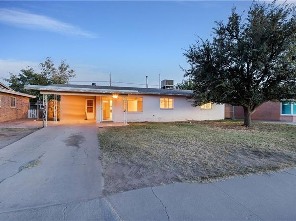4 bed 2 bath Single Family at 412 PINEWOOD ST EL PASO, TX, 79907 is for sale at 100k - 1 of 36