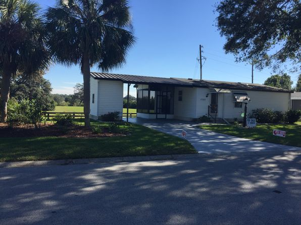2 bed 1 bath Mobile / Manufactured at 1525 E Schwartz Blvd Lady Lake, FL, 32159 is for sale at 103k - 1 of 8