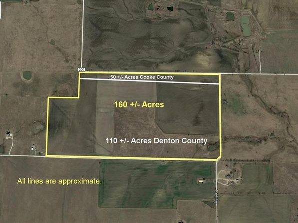 null bed null bath Vacant Land at 000 County Road 200 Sanger, TX, 76266 is for sale at 1.10m - google static map