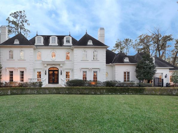 6 bed 8 bath Single Family at 6 Pine Tree Ln Piney Point Village, TX, 77024 is for sale at 4.50m - 1 of 30