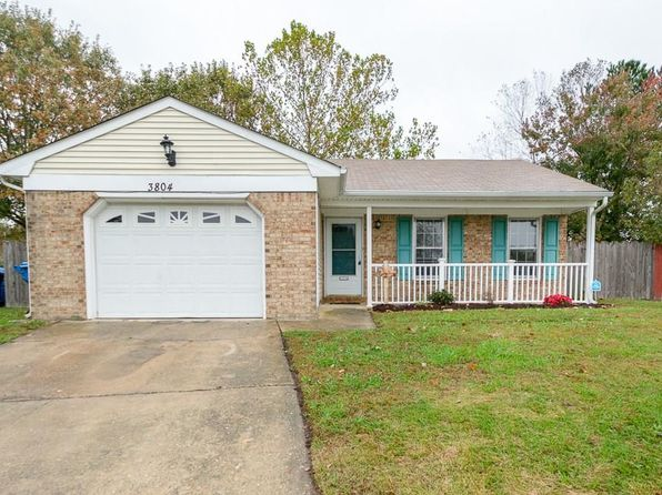 3 bed 2 bath Single Family at 3804 Elco Ct Virginia Beach, VA, 23456 is for sale at 230k - 1 of 28