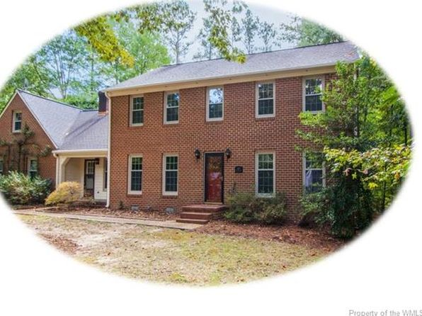 4 bed 3 bath Single Family at 205 Old Cart Rd Williamsburg, VA, 23188 is for sale at 390k - 1 of 38