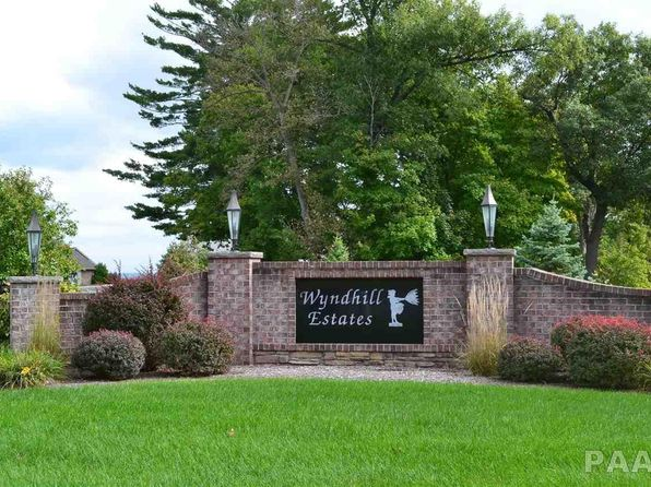 null bed null bath Vacant Land at 8503 N Wyndhill Ln Peoria, IL, 61615 is for sale at 70k - google static map