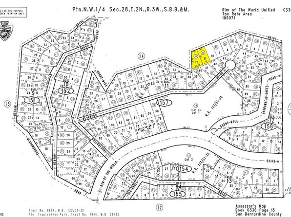 null bed null bath Vacant Land at 0 Burnt Mill and Rim of the World Dr Lake Arrowhead, CA, 92352 is for sale at 10k - 1 of 17