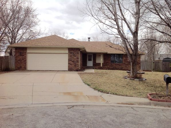 3 bed 3 bath Single Family at 8627 E Cherry Creek Ct Wichita, KS, 67207 is for sale at 165k - google static map