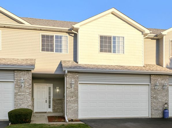 2 bed 3 bath Townhouse at 1952 Waters Edge Dr Minooka, IL, 60447 is for sale at 170k - 1 of 18