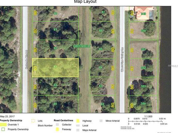 null bed null bath Vacant Land at 271 Rotonda Blvd S Rotonda West, FL, 33947 is for sale at 14k - google static map