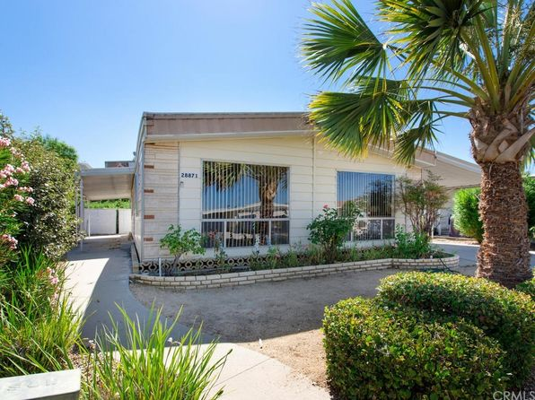 2 bed 2 bath Mobile / Manufactured at 28871 Via Roja Murrieta, CA, 92563 is for sale at 189k - 1 of 24