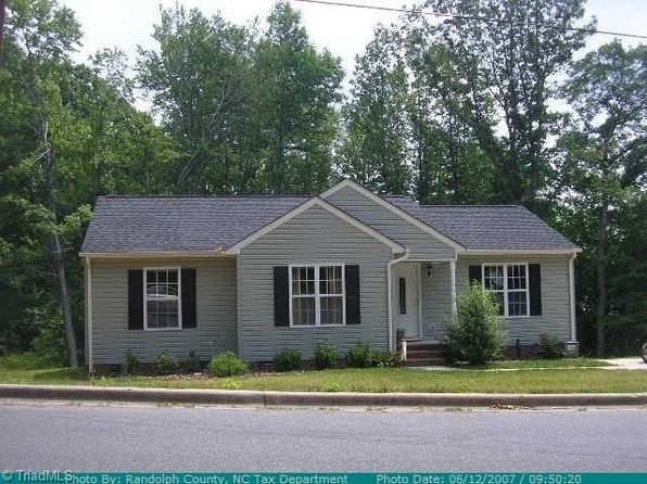 3 bed 2 bath Single Family at 941 Kenmore Dr Asheboro, NC, 27203 is for sale at 130k - google static map