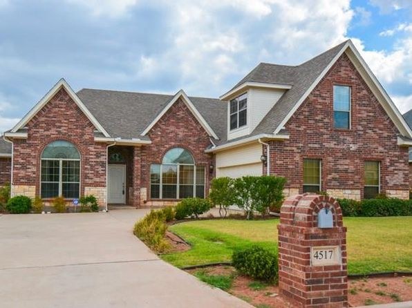 4 bed 3 bath Single Family at 4517 Margaritas Way Abilene, TX, 79606 is for sale at 275k - 1 of 26