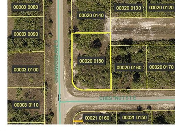 null bed null bath Vacant Land at 653 Chestnut St E Lehigh Acres, FL, 33974 is for sale at 4k - google static map