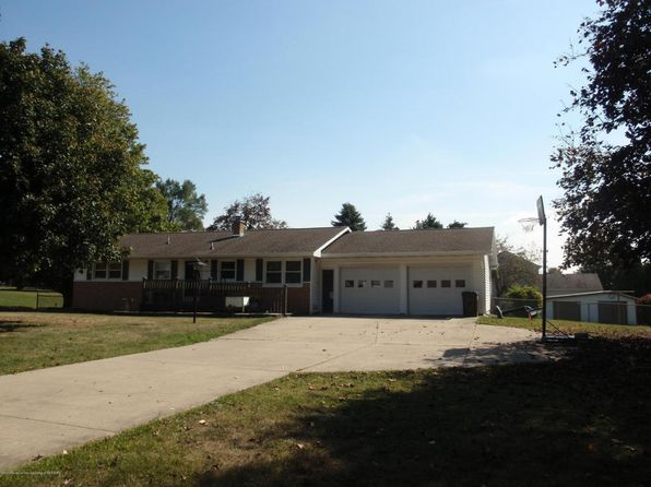 3 bed 2 bath Single Family at 601 W Vermontville Hwy Potterville, MI, 48876 is for sale at 155k - 1 of 54