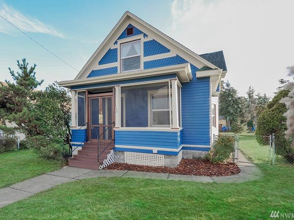 4 bed 1 bath Single Family at 1630 E Wright Ave Tacoma, WA, 98404 is for sale at 225k - 1 of 25