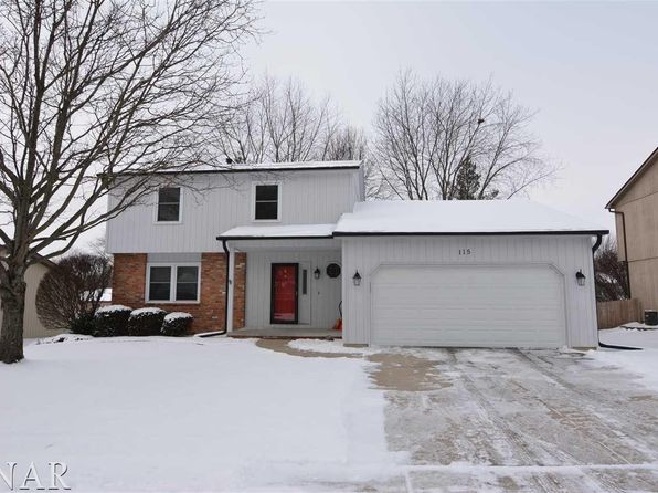 3 bed 3 bath Single Family at 115 Highpoint Rd Normal, IL, 61761 is for sale at 163k - 1 of 2