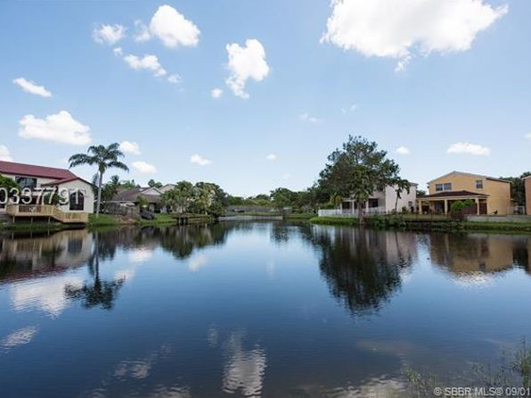 3 bed 3 bath Single Family at 9831 Fairway Cove Ln Plantation, FL, 33324 is for sale at 409k - 1 of 18