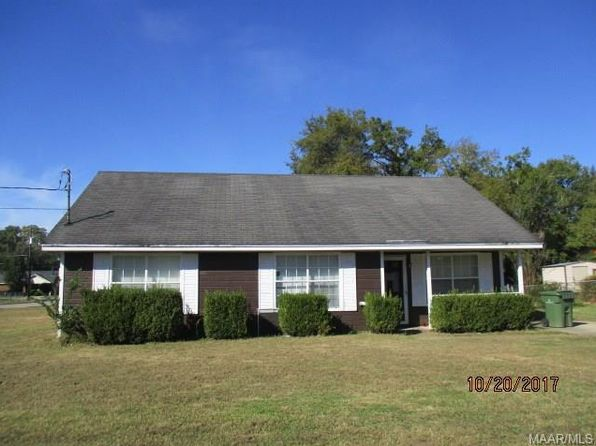 4 bed 2 bath Single Family at 4260 Hartford St Montgomery, AL, 36116 is for sale at 35k - google static map