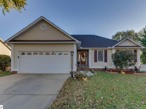 3 bed 2 bath Single Family at 16 Fortson Way Fountain Inn, SC, 29644 is for sale at 149k - 1 of 25