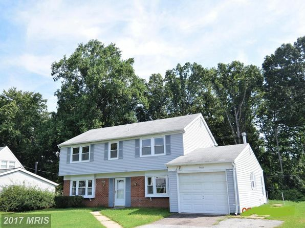 4 bed 3 bath Single Family at 3603 Majestic Ln Bowie, MD, 20715 is for sale at 256k - 1 of 28