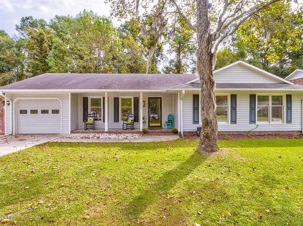 3 bed 2 bath Single Family at 800 Cheryl Ln Wilmington, NC, 28405 is for sale at 190k - 1 of 28