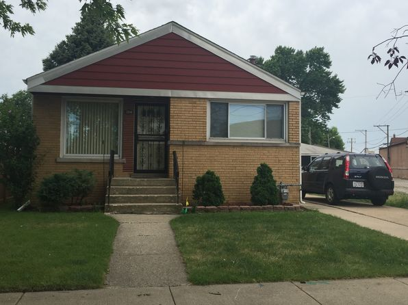 3 bed 2 bath Single Family at 3244 Louis St Franklin Park, IL, 60131 is for sale at 207k - google static map