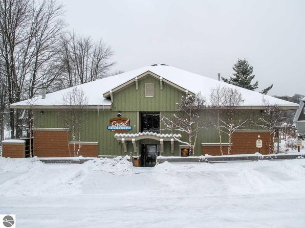 1 bed 1 bath Single Family at 12360-UNIT 255 Crystal Mountain Dr Thompsonville, MI, 49678 is for sale at 75k - 1 of 17