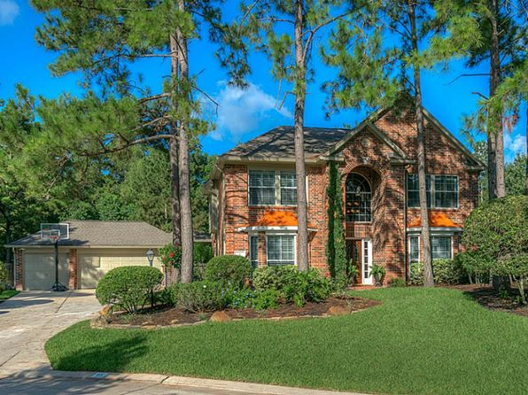 4 bed 3 bath Single Family at 11 Archbriar Pl Spring, TX, 77382 is for sale at 400k - 1 of 54