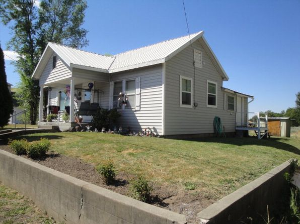 1 bed 1 bath Single Family at 201 N Front St Dayton, WA, 99328 is for sale at 57k - 1 of 6
