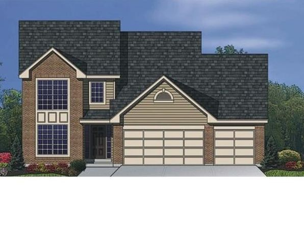 4 bed 4 bath Single Family at  The Cornell (To Be Built) Ballwin, MO, 63021 is for sale at 444k - 1 of 4