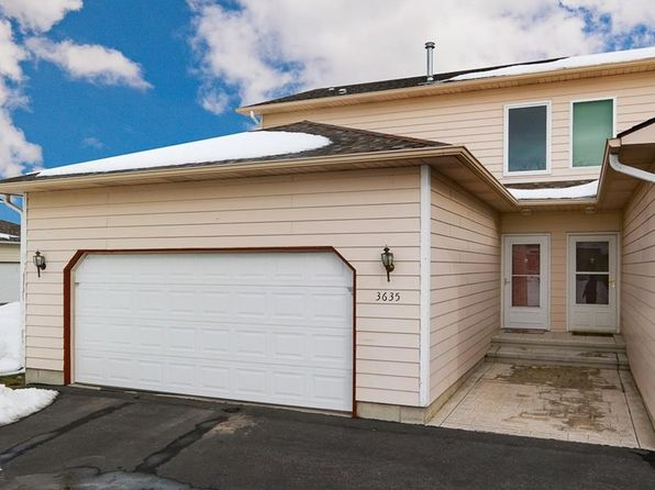 2 bed 2 bath Townhouse at 3635 Olympic Blvd Billings, MT, 59102 is for sale at 175k - 1 of 18