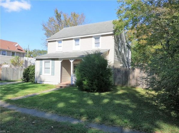 3 bed 2 bath Single Family at 65 Bainbridge Ave Portsmouth, VA, 23702 is for sale at 110k - 1 of 16