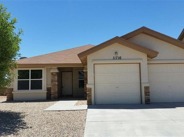 4 bed 2 bath Single Family at 11716 Mesquite Lake Ln El Paso, TX, 79934 is for sale at 104k - 1 of 10