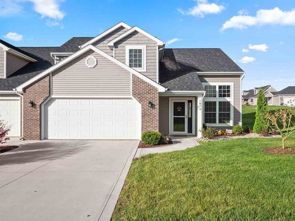 3 bed 3 bath Condo at 1873 MEADOWSWEET PKWY FORT WAYNE, IN, 46808 is for sale at 160k - 1 of 31