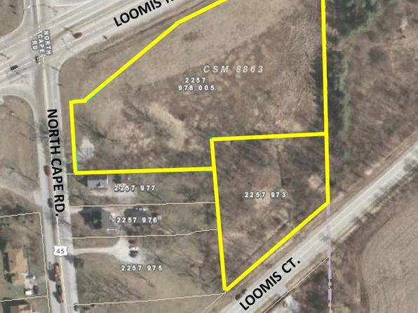 null bed null bath Vacant Land at W125S9782 N Cape Rd Muskego, WI, 53150 is for sale at 300k - 1 of 2