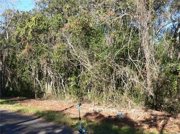 null bed null bath Vacant Land at 9331 E REDWOOD PL INVERNESS, FL, 34450 is for sale at 5k - 1 of 7