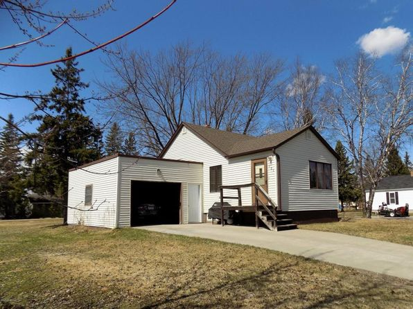 4 bed 2 bath Single Family at 121 5th Ave NW Baudette, MN, 56623 is for sale at 115k - 1 of 8