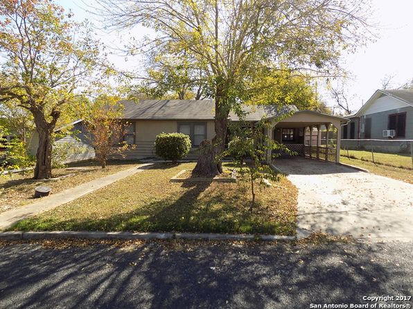 3 bed 1 bath Single Family at 252 Prestwick Blvd San Antonio, TX, 78223 is for sale at 115k - 1 of 13