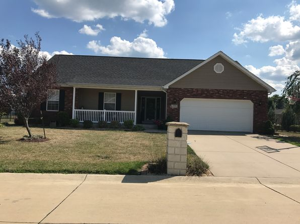 4 bed 2 bath Single Family at 4810 River Rock Ln Smithton, IL, 62285 is for sale at 230k - 1 of 15