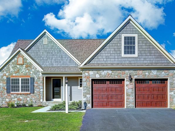 4 bed 3 bath Single Family at 1121 Scarlet Dr York, PA, 17408 is for sale at 260k - google static map
