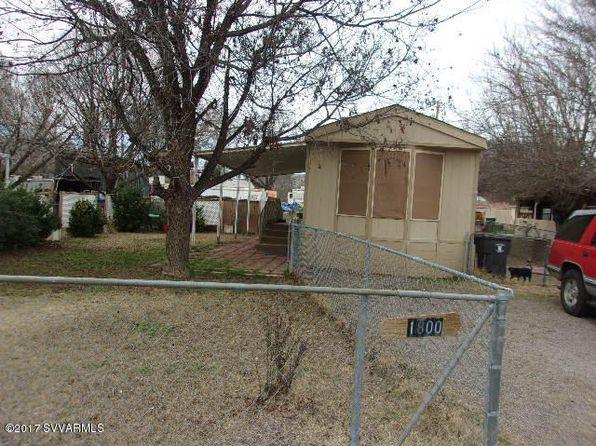 2 bed 2 bath Mobile / Manufactured at 1800 W Oak Ln Camp Verde, AZ, 86322 is for sale at 80k - 1 of 8