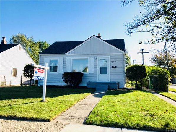 2 bed 1 bath Single Family at 13243 Mulberry St Southgate, MI, 48195 is for sale at 88k - 1 of 21