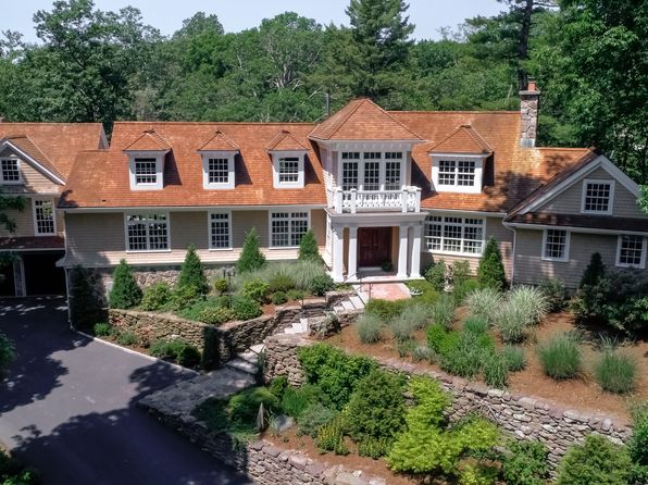 4 bed 7 bath Single Family at 65 GOODWIVES RIVER RD DARIEN, CT, 06820 is for sale at 2.38m - 1 of 49