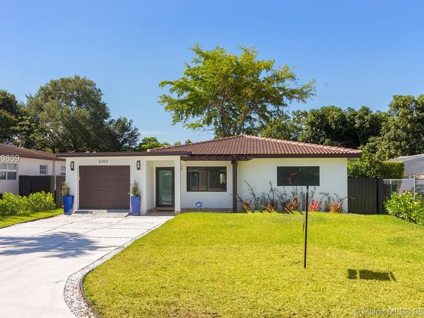 4 bed 3 bath Single Family at 6353 SW 29th St Miami, FL, 33155 is for sale at 663k - 1 of 16