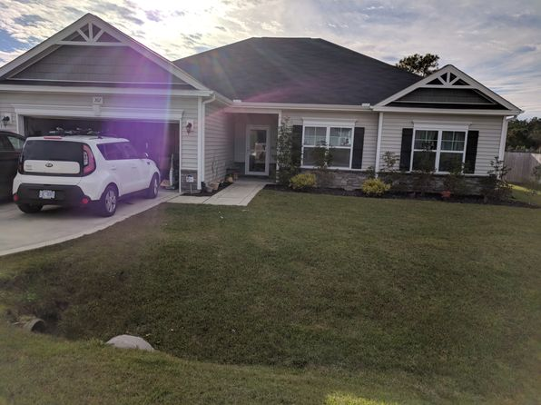 4 bed 2 bath Single Family at 202 Mango Pl S Hubert, NC, 28539 is for sale at 195k - 1 of 20